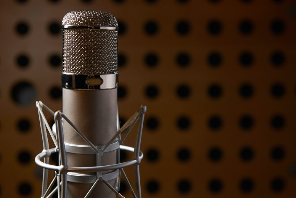 Best Microphones for voiceovers